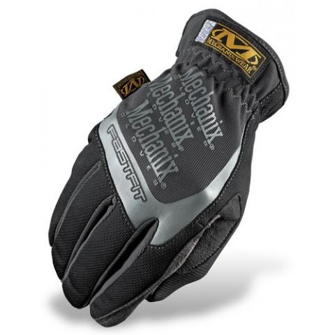 Fast Fit czarne - rękawice MECHANIX