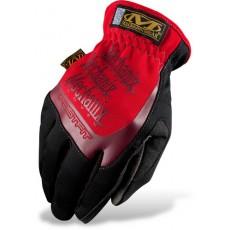 Fast Fit czerwone - rękawice MECHANIX
