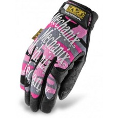 Original woman  pink camo - rękawice MECHANIX